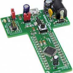 Introducing: 32-bit T-Board with ARM Cortex M0+