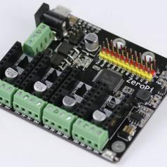 ZeroPi for motion control