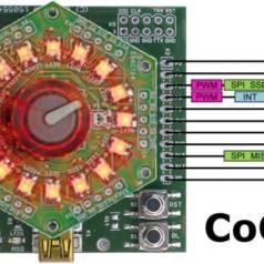Elektor CoCo-ri-Co board awarded mbed Enabled label