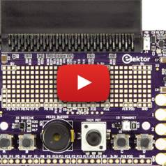 BBC micro:bit dock: from your mouth to Elektor's ears