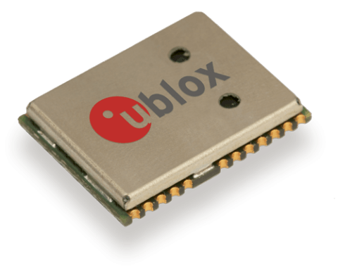 u-blox adds Galileo support for GNSS modules