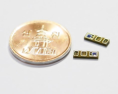 A biometric sensor for wearables