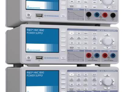 REVIEW + TEARDOWN: Rohde & Schwarz HMC8043 Power Supply