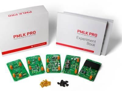 TI's Power Management Lab Kit series