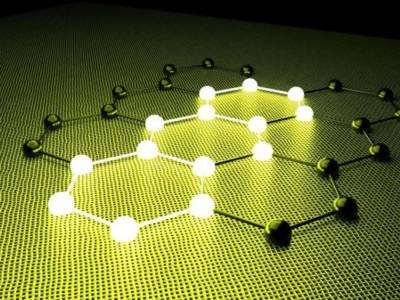 Superconductor based on graphene