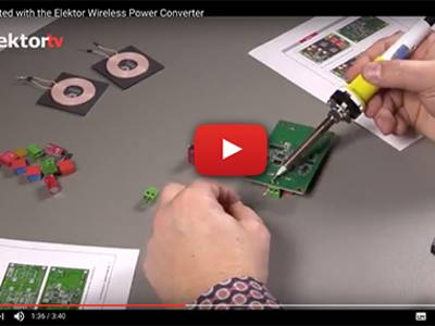 Würth Wireless Power Converter as a new kit