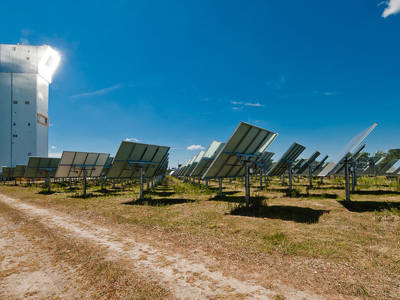 Using sulfur to store solar energy