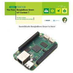 IoT competition with BeagleBone Green
