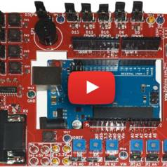 Dr Duino™: Clever debugging breakout board for your Arduino shields
