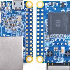 The NanoPi NEO from FriendlyARM for under 10 euros