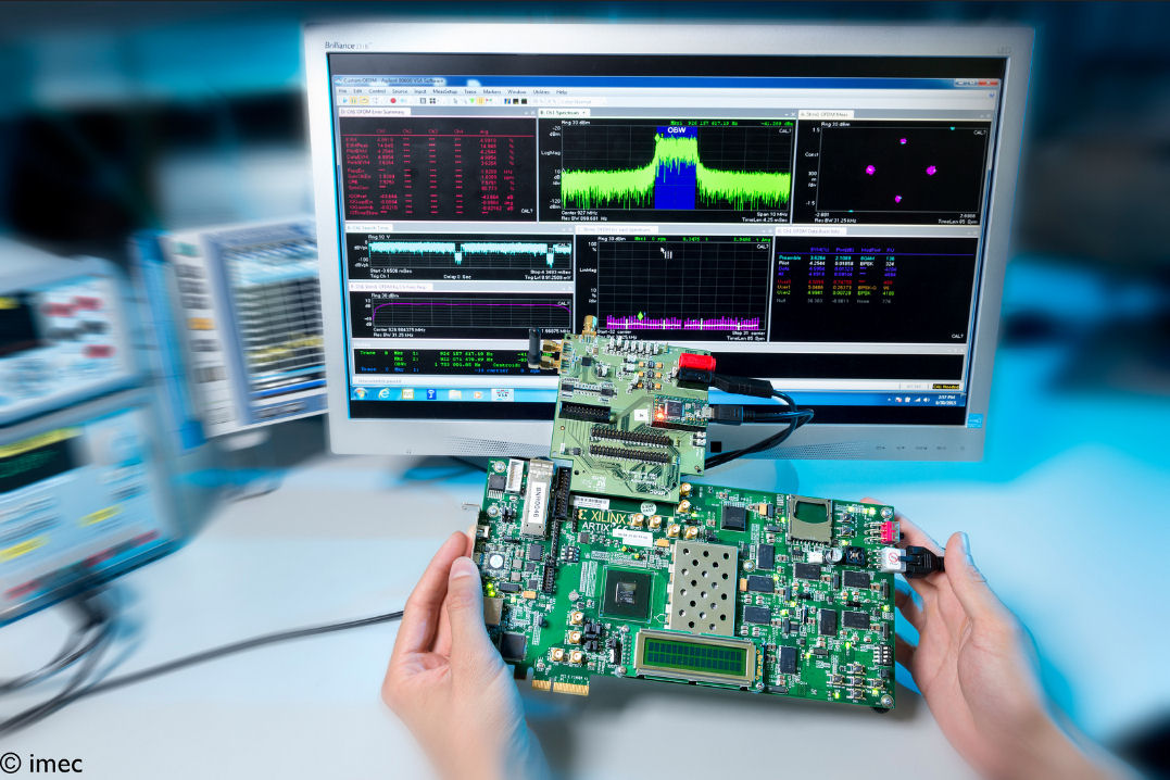 Imec develops HaLow module for IoT
