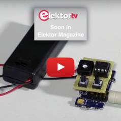 Elektor Grove I²C FM Radio Receiver