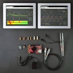 Limited edition calibrated Red Pitaya kit