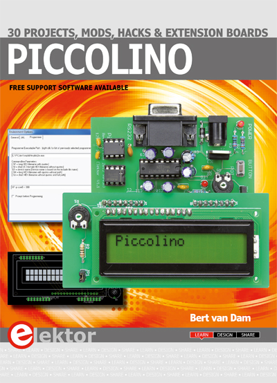 Piccolino: More Than Just a Microcontroller Board
