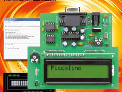 Piccolino, more than just a microcontroller board