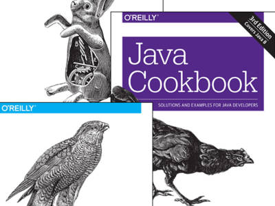 Three Bestselling Cookbooks from O'Reilly Now Available from Elektor
