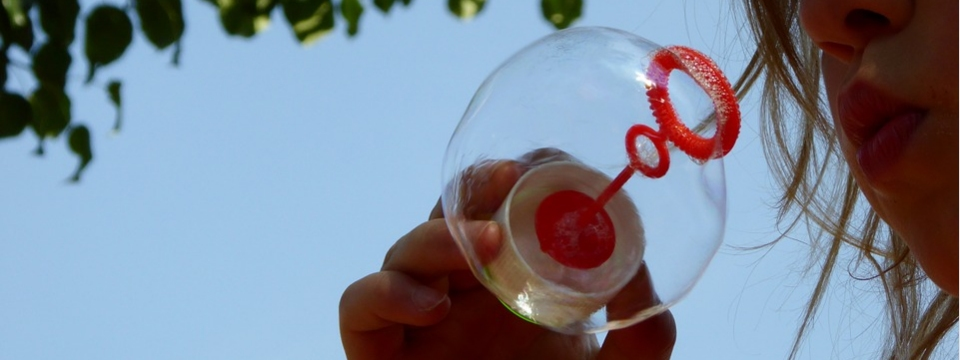 Make a bubble