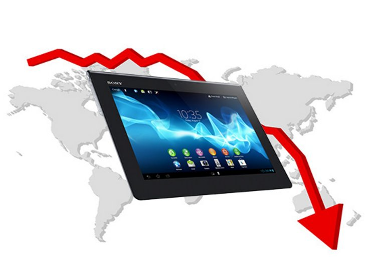 Tablets are on their way out