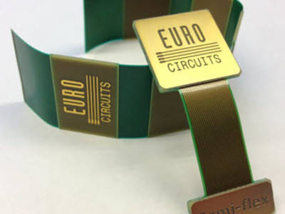 Review: Eurocircuits' SEMI-FLEX pool for semi-flexible PCBs