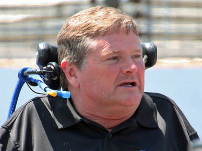 Sam Schmidt can now drive where he chooses