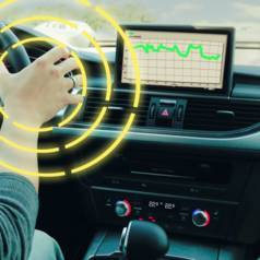 Smart steering wheel could wake drowsy drivers