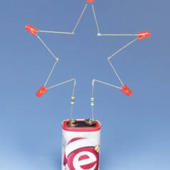 Build a Tiny Shiny Christmas Starlet