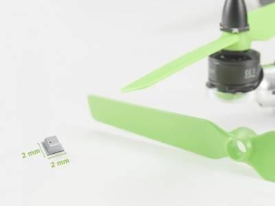Ultra-miniature pressure sensor
