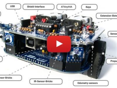 NIBO Burger robot kit