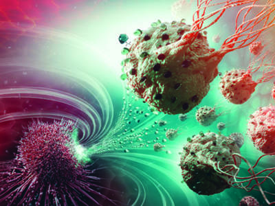 When nanorobots deliver anti-cancer medicine!