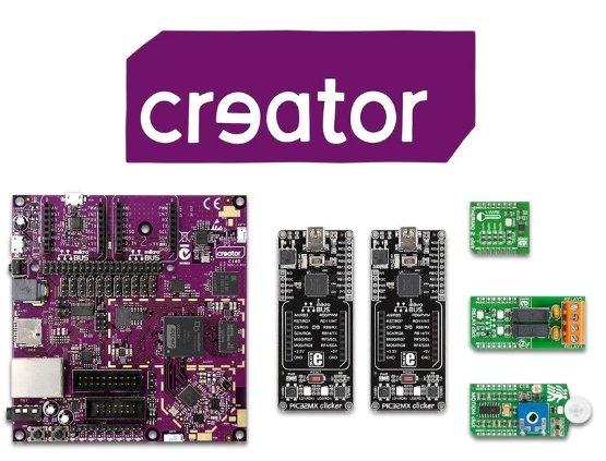 Review: Creator Ci40 IoT Kit