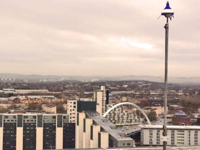 A Scottish first: Glasgow covered in LoRa