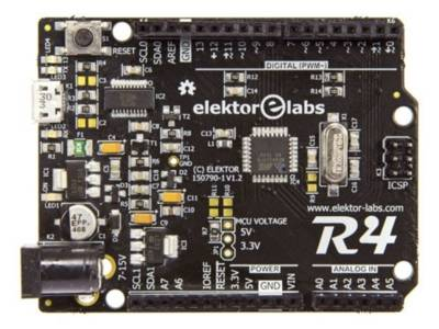 Elektor Uno R4 can now be ordered