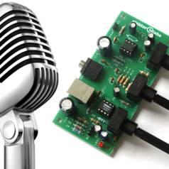 Post Project 61: KaraOkay Microphone Amplifier