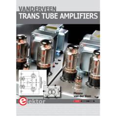 audioXpress magazine reviews Vanderveen Trans Tube Amplifiers