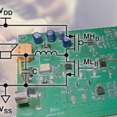 Build a Class D audio amplifier