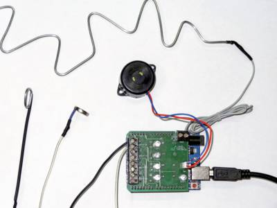 Post project 28: Wire Loop Game