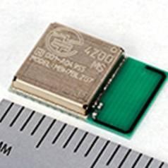 Fujitsu's Bluetooth Smart module shrinks