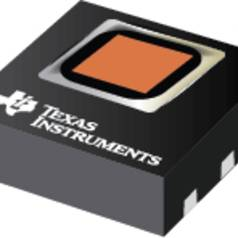 TI's low power Humidity and Temperature sensor