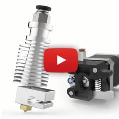 Vertex Nano 3D printer kit: compact, standalone, cheap.