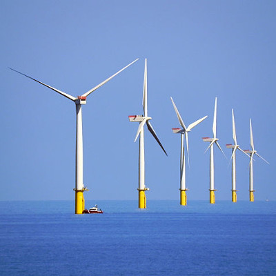 Storing wind power. Image: courtesy David Dixon