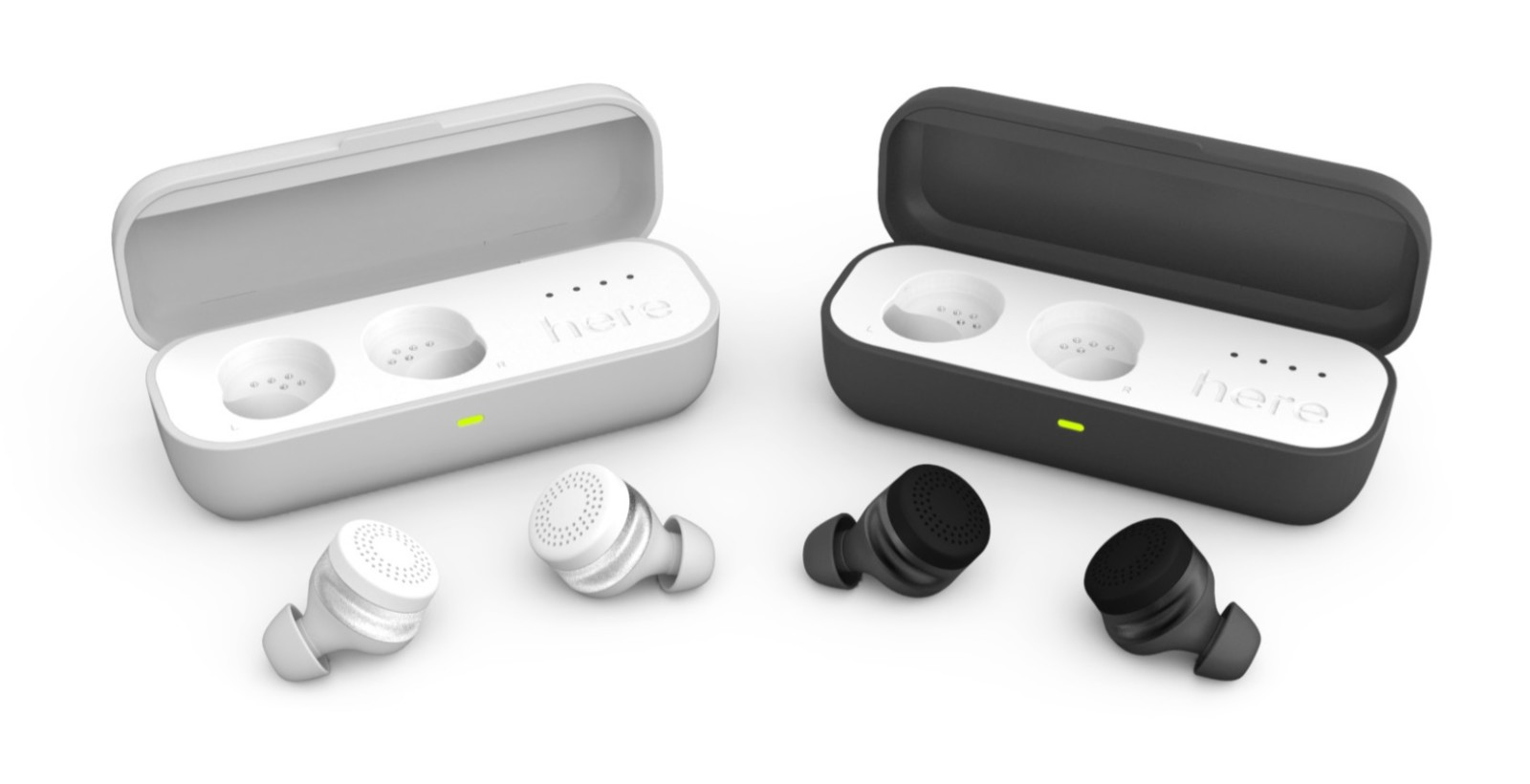 Here One all-in-one wireless listening system from Doppler Labs