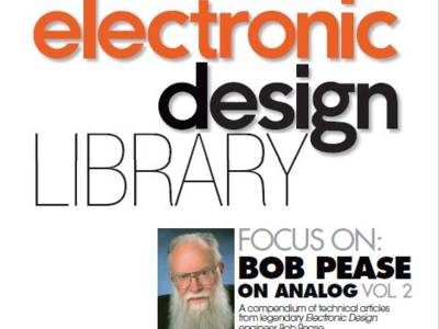 Pease on Analog Volume 2 is a free download.Image: Electronics Design