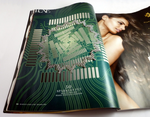 Marie Claire, the leading magazine for PCB design (and fashion)