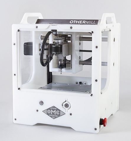 Other Machine is known for its high-quality desktop CNC milling machines.