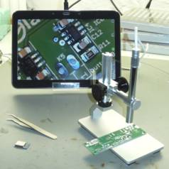 Review: Andonstar USB microscope