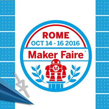 Mouser Electronics, Inc. is joining over 100,000 maker enthusiasts of all ages and backgrounds at the 2016 Maker Faire Rome, October 14–16, in Hall 7 on Stand 10.