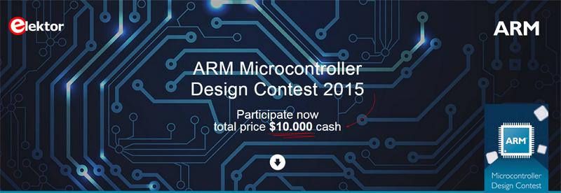 ARM Microcontroller Design Contest – Last Chance to Enter!