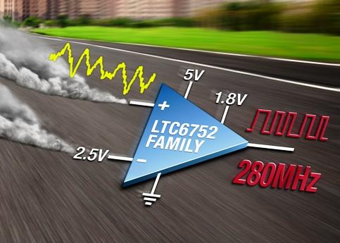 Speedy Comparators