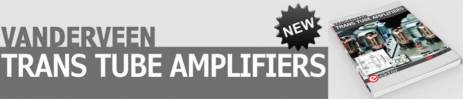 OTA hits vacuum: pre-order VanderVeen Trans Tube Amplifiers book