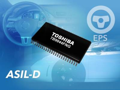 General-purpose power IC meets ASIL-D requirements
